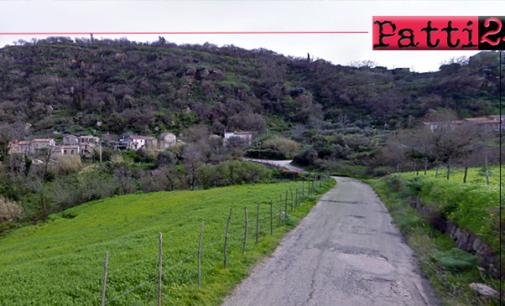 SAN PIERO PATTI – Messa in sicurezza agglomerato di Balze interessato nel 2009 dal crollo di una porzione di roccia.