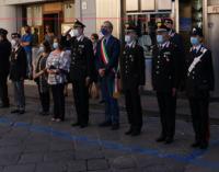 """BARCELLONA P.G. – Commemorazione del Carabiniere Medaglia d'Argento al Valor Civile """"alla memoria"""" La Spada Pantaleo Mario."""