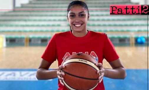 PATTI – Alma Basket. Una delle giocatrici più attese è la bulgara Katrin Stoichkova