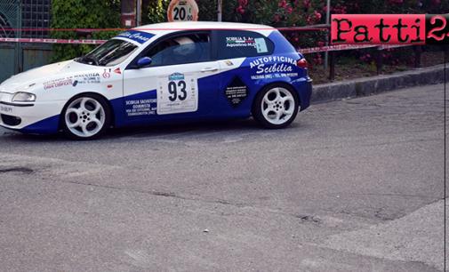 SANT'ANGELO DI BROLO – La Nebrosport di nuovo nella coppa rally di zona alla mitica Targa Florio