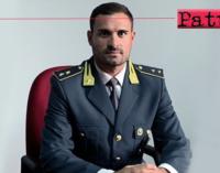 SANT'AGATA DI MILITELLO – Il Tenente Salvatore d'Amore è il nuovo Comandante della Tenenza della Guardia di Finanza di Sant'Agata di Militello