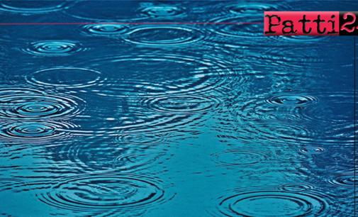PATTI – Lavori di convogliamento acque  meteoriche nel tratto tra il torrente Santa Venera e  via Tenente Natoli.