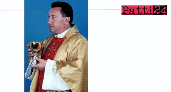 """FLORESTA – E' morto   don Antonino Bisignano, parroco emerito della parrocchia """"Maria Santissima della Stella"""" di  Sant'Angelo di Brolo"""