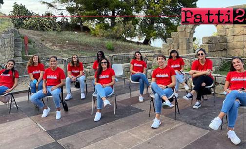 PATTI – Presentata ufficialmente, l'Alma Patti nell'A2 femminile di basket