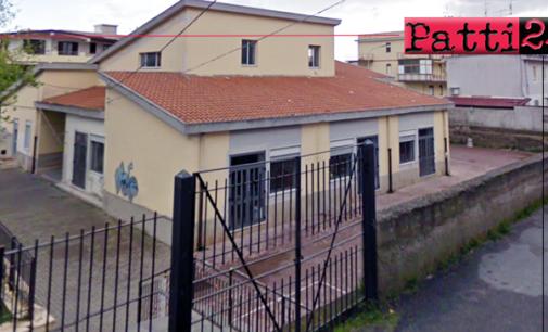 """PATTI – 90.000 euro per l'efficientamento energetico Scuola """"Tenente Natoli"""" di Patti Marina"""