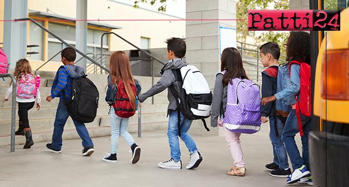 CAPO D'ORLANDO – Trasporto scolastico. Domande entro il 30 settembre