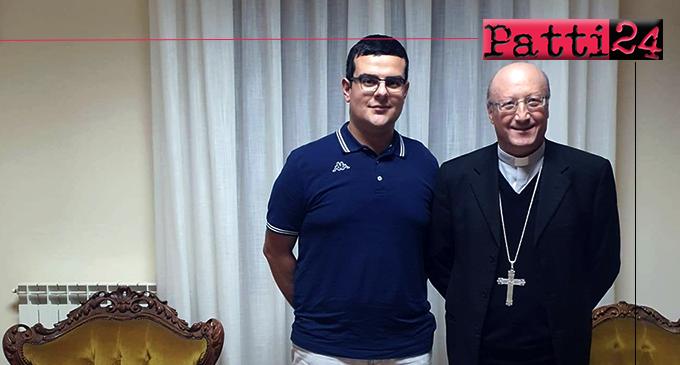 PATTI – Sabato 21 novembre, il vescovo mons. Giombanco ordinerà diacono l'accolito Antonio Lo Presti di Naso.