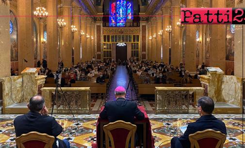 PATTI – Nella basilica santuario di Tindari si è tenuta l'Assemblea Ecclesiale
