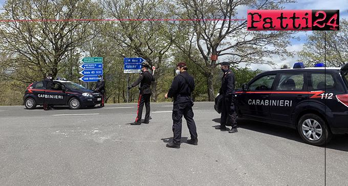 CESARO' – Controlli. Otto denunciati per violazione in materia di armi e droga.