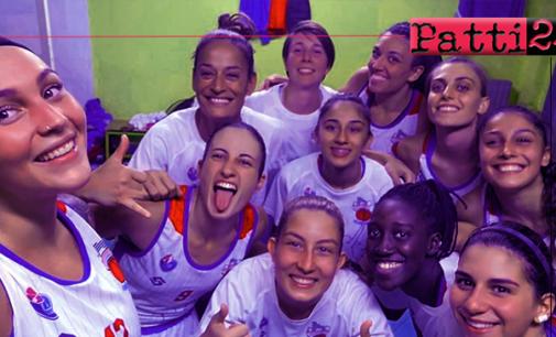 PATTI – Serie A2 Lega Basket Femminile. Prima vittoria per l'Alma Basket