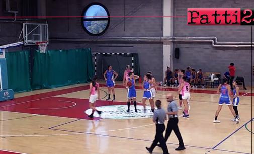 PATTI – L'Alma Basket perde in Toscana 82-70 contro la Nico Basket