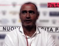 PATTI – La Nuova Rinascita interrompe il rapporto con il  tecnico Pippo Squatrito.
