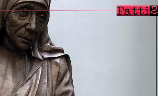 BROLO – Domenica, Giornata Missionaria Mondiale. Il poeta La Greca compone lirica dedicata a Santa Teresa di Calcutta,