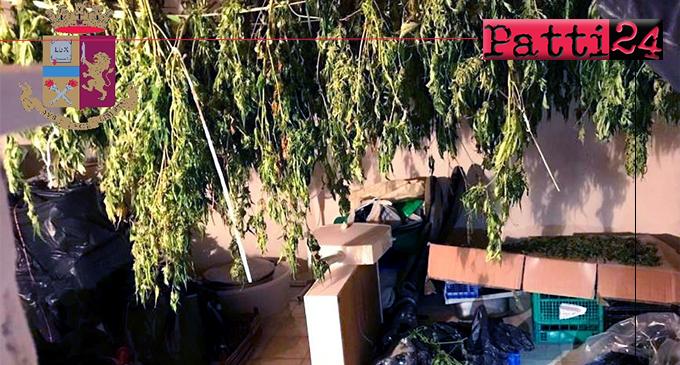 MESSINA – Sequestrati 8 chili di marijuana. Arrestata 31enne.