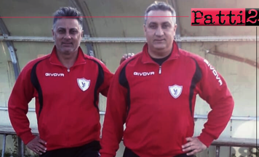 PATTI – Nuova Rinascita Patti. Guida tecnica affidata nuovamente a Tino Giarrizzo, coadiuvato dal fratello Salvatore