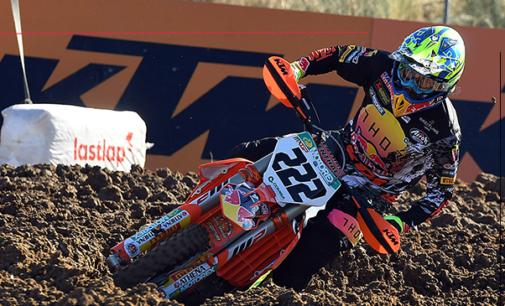 MXGP – In Spagna Tony Cairoli ha visto salire a 24 punti il distacco dal leader Tim Gajser