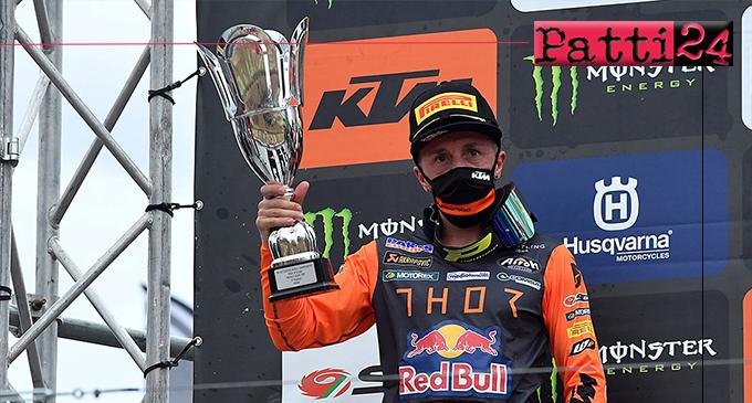 MXGP – Gran Premio d'Europa, vince Gajser e Tony Cairoli  adesso è attardato di 11 punti dal leader sloveno