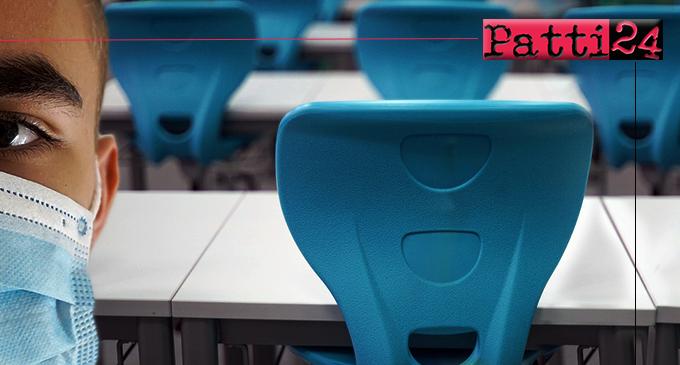 PATTI – Covid-19. Contagio insegnante, due bambini risultati positivi al test rapido.