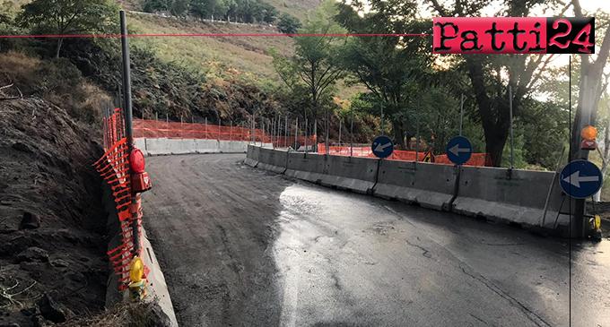 LIPARI – Messa in sicurezza e ripristino piano viabile strada provinciale 178 di Vulcano