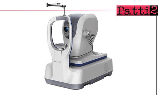 MESSINA – L'Asp si dota di un nuovo Tomografo per la prevenzione della malattie oculari