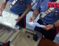 MESSINA – Trasportava oltre due chili di cocaina dalla Calabria. Arrestato 48enne