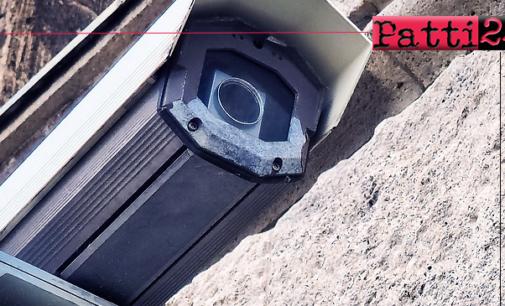 PATTI – Progetto di impianto di video sorveglianza urbana