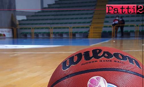PATTI – Alma Patti – Bruschi Basket San Giovanni Valdarno 68-71