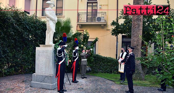 """MESSINA – I Carabinieri celebrano la loro Patrona """"Virgo Fidelis"""""""