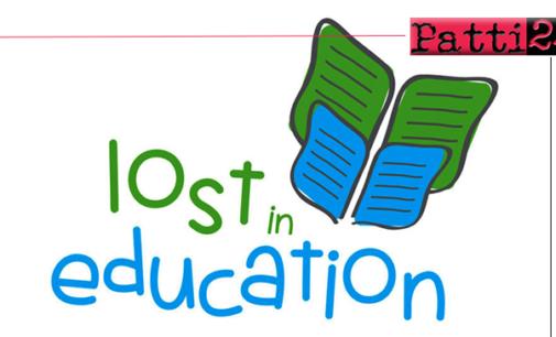 """NOVARA DI SICILIA – I. C. Novara di Sicilia. Al via primo Forum online Progetto nazionale """"Lost in Education"""""""
