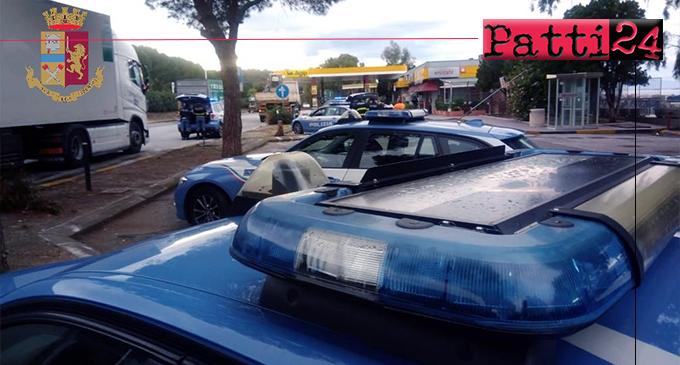 MESSINA – Polizia Stradale. Controlli straordinari per la sicurezza su strade e autostrade