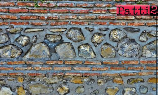 PATTI – Riqualificazione urbana. Da recuperare  24 alloggi nel centro storico