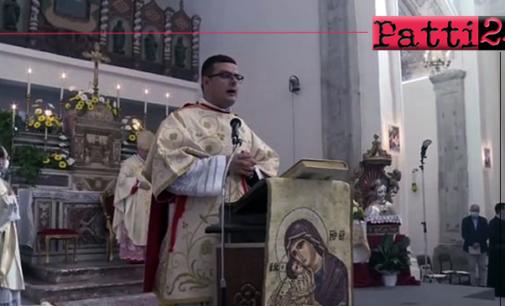 NASO – Il vescovo mons. Giombanco ha ordinato diacono l'accolito Antonio Lo Presti