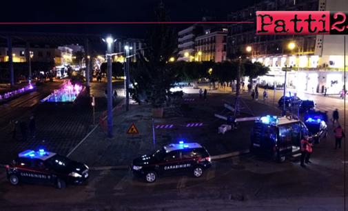 MESSINA – Serrati controlli. 13 denunce e 10 persone sanzionate per violazioni normativa covid-19