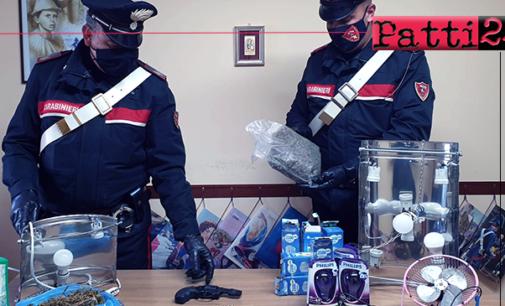 GIARDINI NAXOS – Deteneva quasi mezzo chilo di marijuana. Arrestato 45enne