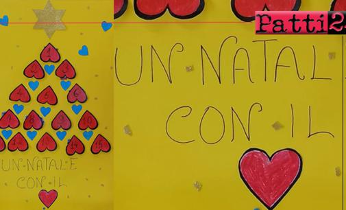 """PATTI – """"Un Natale con il cuore"""". Iniziativa di solidarietà  dell'I.C. """"Pirandello"""""""