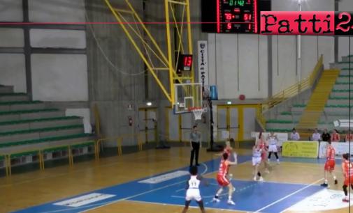 PATTI – A2 basket femminile. Alma Patti – Acciaierie Valbruna Bolzano 77-56