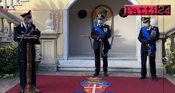 MESSINA – Avvicendamento al Vertice del Comando Interregionale Culqualber tra il Generale di Corpo d'Armata Carmelo Burgio e il Generale di Corpo d'Armata Gianfranco Cavallo