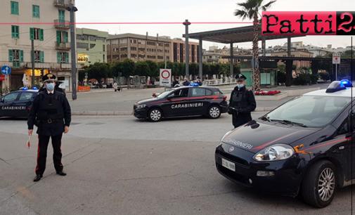 """MESSINA – Controlli straordinari. Un arresto, due denunce ed oltre venti sanzioni per violazioni alla normativa """"anti-covid"""""""