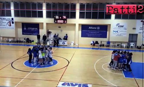 PATTI – A2 basket femminile. Feba Civitanova – Alma Patti 55-79