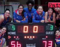 PATTI – A2 di basket femminile. Jolly Acli Livorno – Alma Patti 56-73