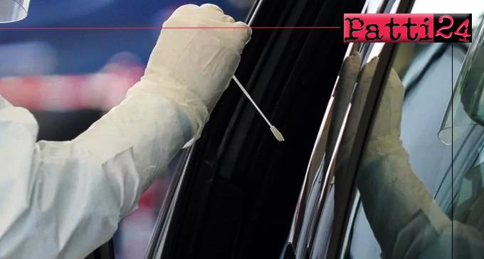 PATTI – Screening anti-covid prima della riapertura degli Istituti Superiori, prevista per lunedì.