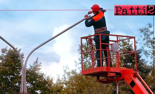 """PATTI – """"Smart City Patti"""". Ammodernamento impianti di illuminazione pubblica stradale"""