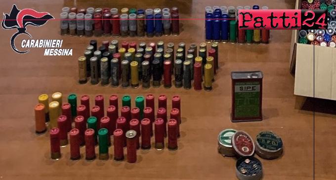 CARONIA – Detenevano illegalmente armi e munizioni. Arrestato un 19enne e denunciate due persone.