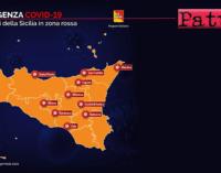 """SICILIA – Covid-19. Diventano dieci le """"zone rosse"""", nel Messinese, oltre al capoluogo, le misure restrittive coinvolgono Capizzi e San Fratello"""