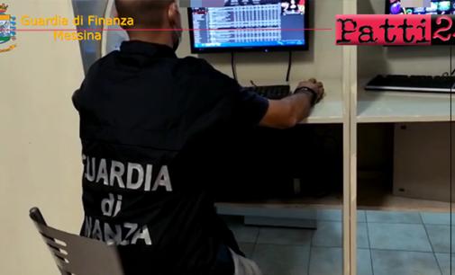GRANITI – Sigilli a sala scommesse abusiva e sanzioni per 50.000 euro