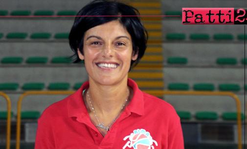 """PATTI – Alma Patti – E-Work Faenza. Mara Buzzanca: """"Per vincere contro una squadra di vertice dobbiamo fare di piu, dobbiamo dare di più"""""""