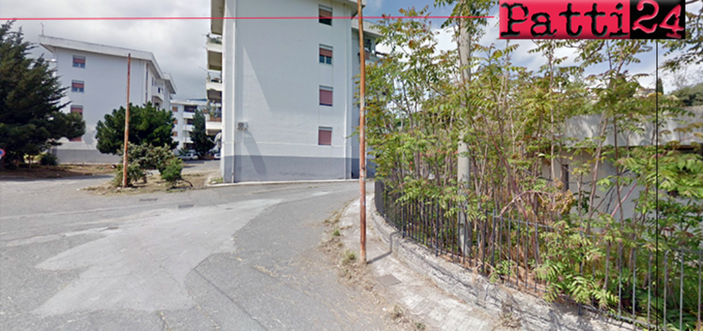 PATTI – Lavori recupero urbano aree esterne alloggi Iacp di via Catapanello. Pubblicato avviso indagine di mercato