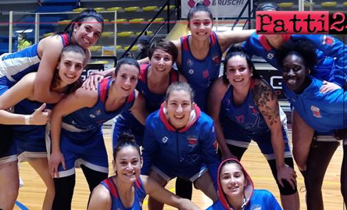 PATTI – San Giovanni Valdarno – Alma Basket Patti 80 – 81