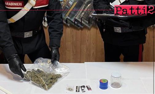 ROCCA DI CAPRI LEONE – Trasportavano marijuana in auto. Due arresti