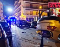 BARCELLONA P.G. – Incidente stradale sulla via Roma. 6 auto coinvolte.